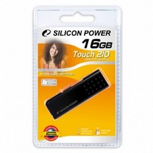 Silicon Power Touch 210 USB Flash Drive 16Gb