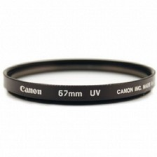 Canon Screw-in UV Filter 58mm